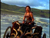 Xena film locations - Little Problems - Bethells Beach - Return of Callisto