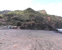Xena film locations - Bethells Beach - To Helicon and Back