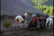 Xena film locations - Wainamu - Chariots of War