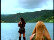 Xena film locations - Wainamu - Fins Femmes and Gems