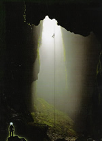 Lost World Abseiling